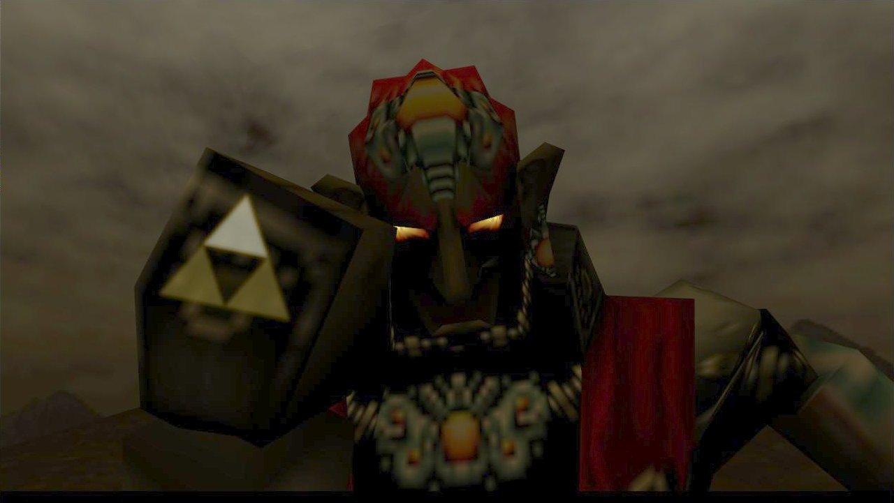 Zelda Twilight Princess Ganondorf Is The Legend of Zelda Racist