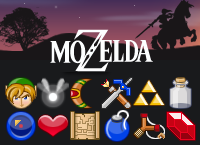 Zelda Firefox Theme