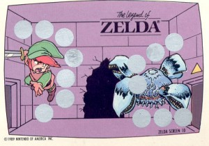 Legend of Zelda card