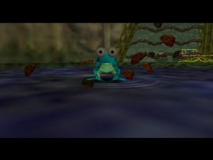 majoras mask frogs