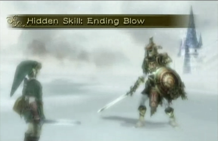 twilight princess hidden skills
