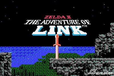 Adventure of Link 3DS eShop Update Available