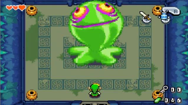 big green chu chu