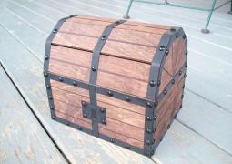 legend of zelda chest