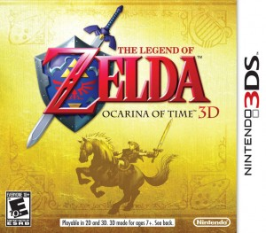 Ocarina of Time 3DS Release Date Confirmed