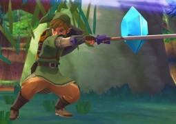 skyward sword screenshot