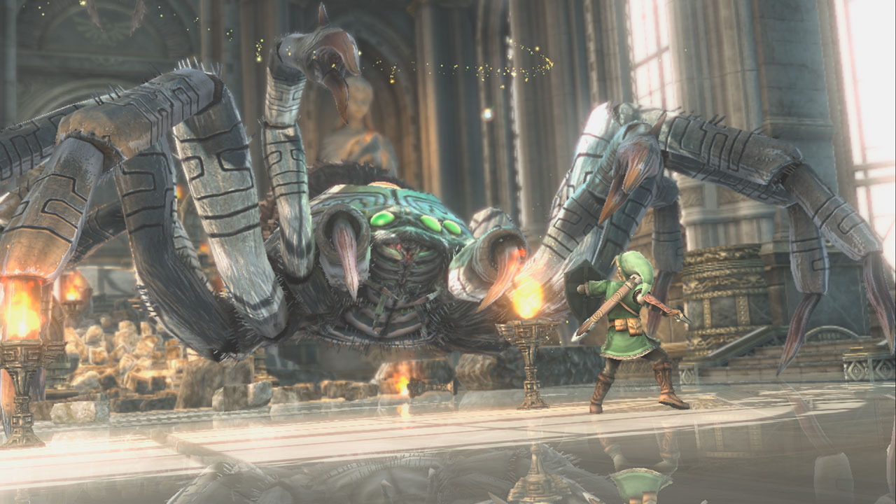 Miyamoto Discusses Zelda on Wii U