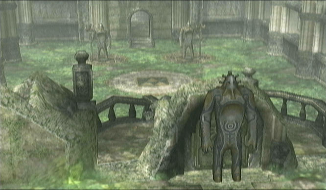sacred grove twilight princess