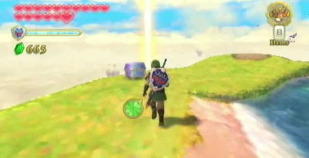 legend of zelda skyward sword heart pieces