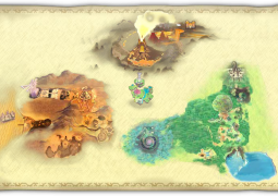 Skyward Sword Full Map