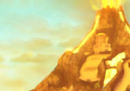 Eldin Volcano and Earth Temple Released on Skyward Sword Japanese Website