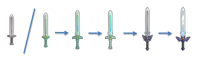 Skyward Sword Upgrades