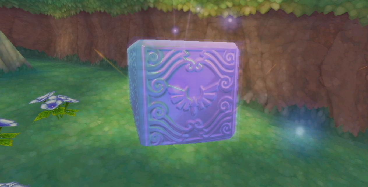 Skyward Sword Goddess Cube Chest Locations