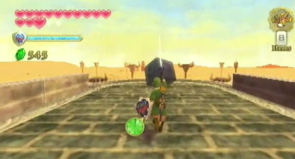 Zelda Skyward Sword Video Walkthrough Completed