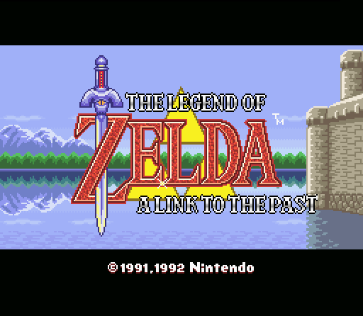 a link to the past 3d
