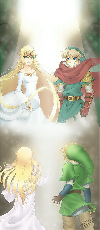 Hylia and her heroes