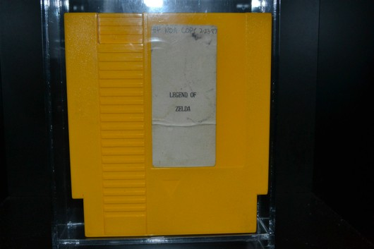 Zelda Prototype sells for $55,000