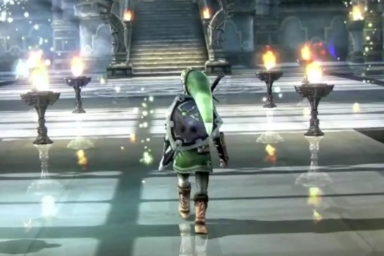 New HD Zelda Revealed for Wii U