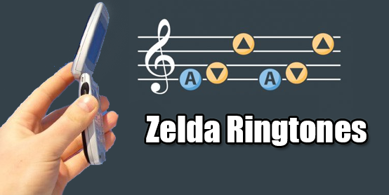 legend of zelda ringtones
