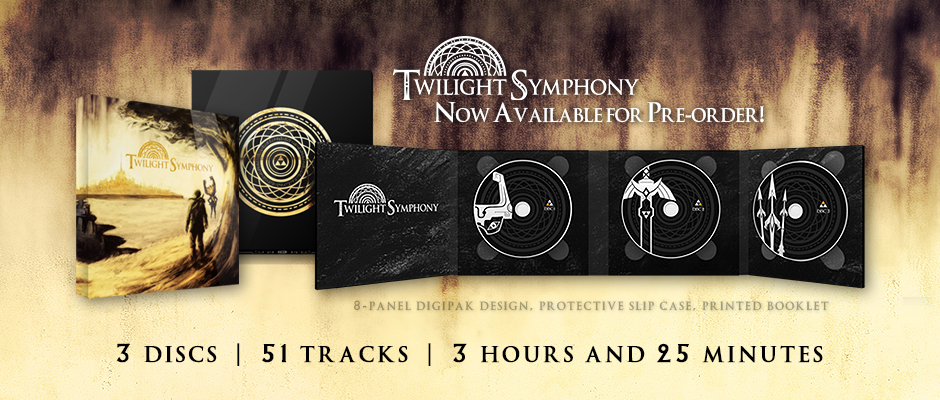 Twilight Symphony Pre-orders go Live and Sold Out
