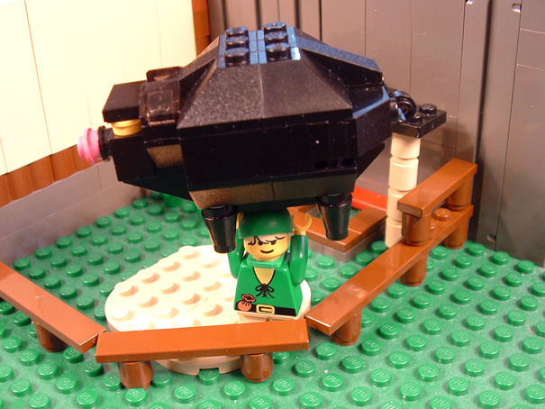 Zelda Lego Project Fails to Become Reality
