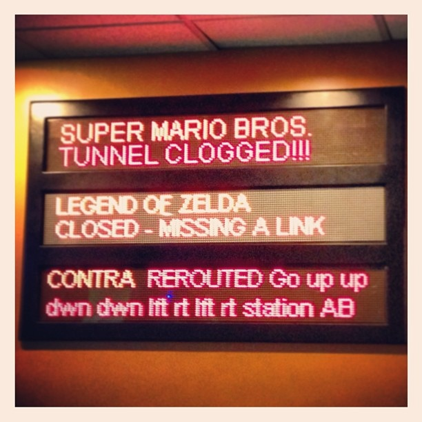 Zelda Reference in Wreck it Ralph Photo Op in Disney Land
