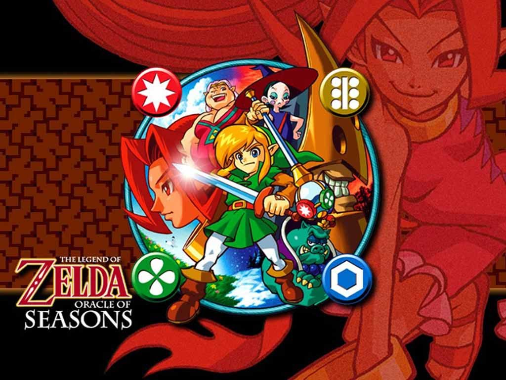 Zelda: Oracle of Seasons And Oracle of Ages Headed to 3DS