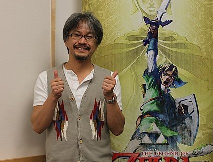 Aonuma Considering DLC for Future  Zelda Games