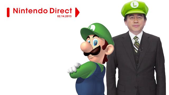 NintendoDirectLuigi