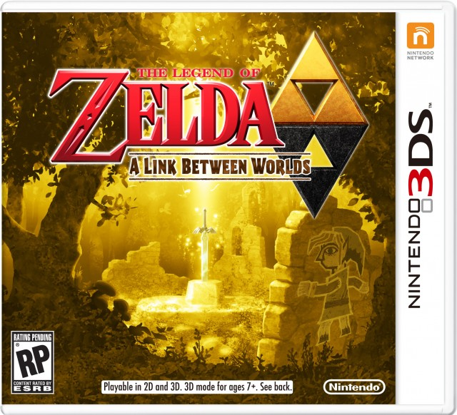 a link between worlds boxart