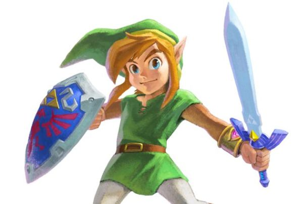 a link between worlds official art