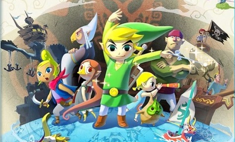 Wind Waker HD Launches Digitally