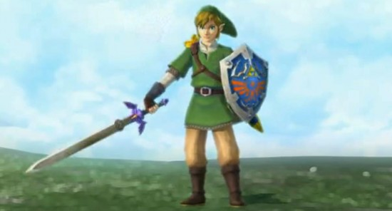 Is Link Really Left-Handed?