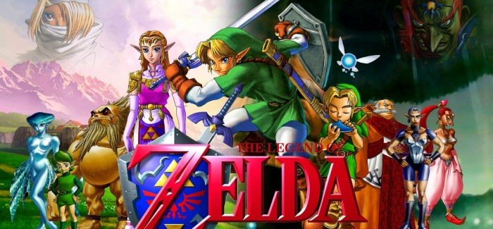 Top Five Minor Ocarina of Time Characters