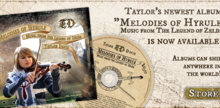 Interview With Taylor Davis: Video Game Violinist