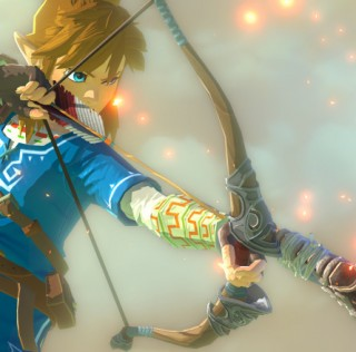 Was That Link in the Zelda Wii U Trailer at E3?