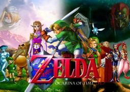 Nintendo Releases Ocarina of Time Trailer for the Wii U eShop in Japan