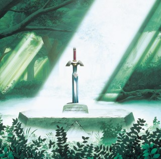 A Cosmological Link Between Worlds: Shamanism and The Legend of Zelda