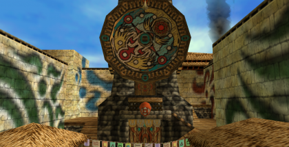majoras mask walkthrough clock town