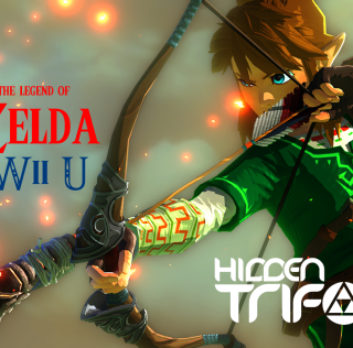 Zelda Wii U Updated Sneak Peek