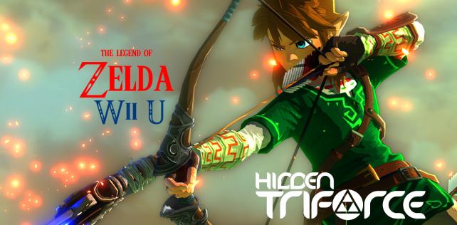 Zelda Wii U Updated Sneak Peek
