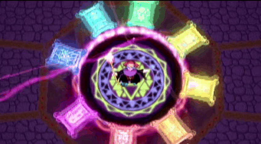 a link between worlds yuga boss fight hyrule castle
