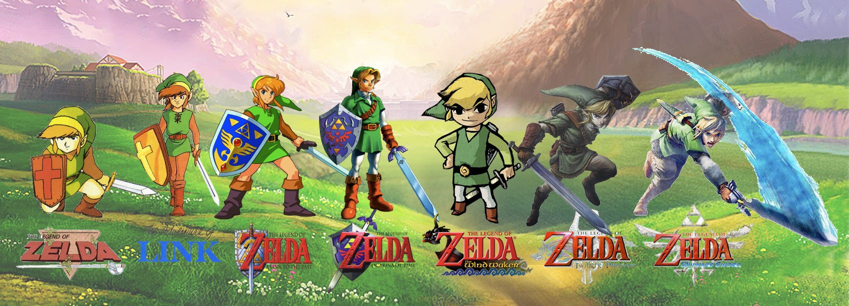 zelda links