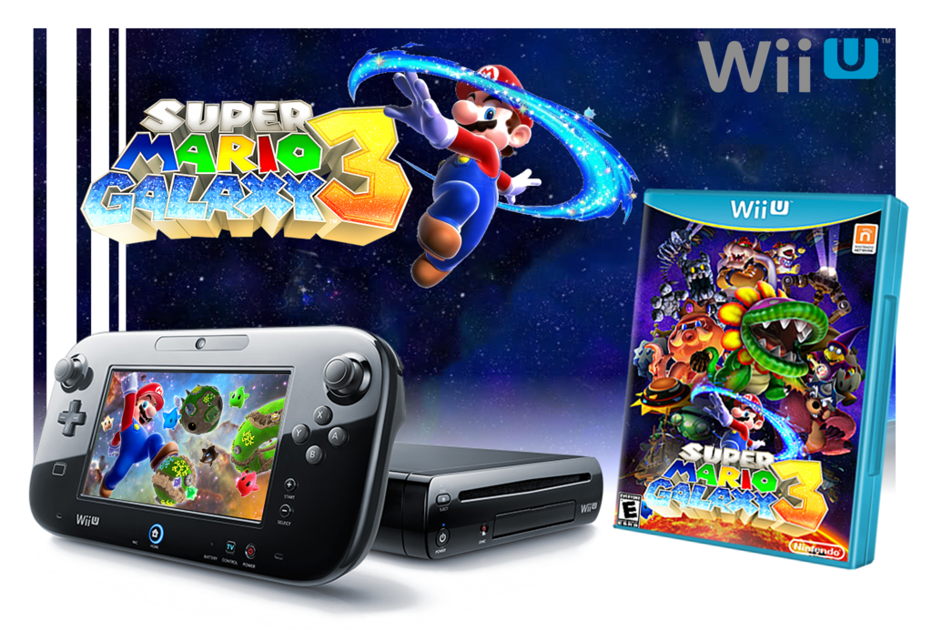 Super Mario Galaxy 3 Wii U: A 2015 Release Date For New 3D Mario Is ...