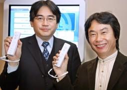 Nintendo-president-Satoru-Iwata-and-Shigeru-Miyamoto