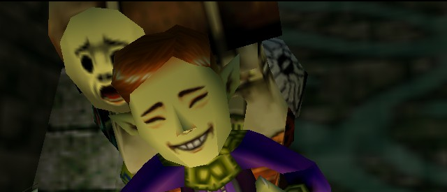 Happy Mask Salesman Zelda Theory: Origins ...