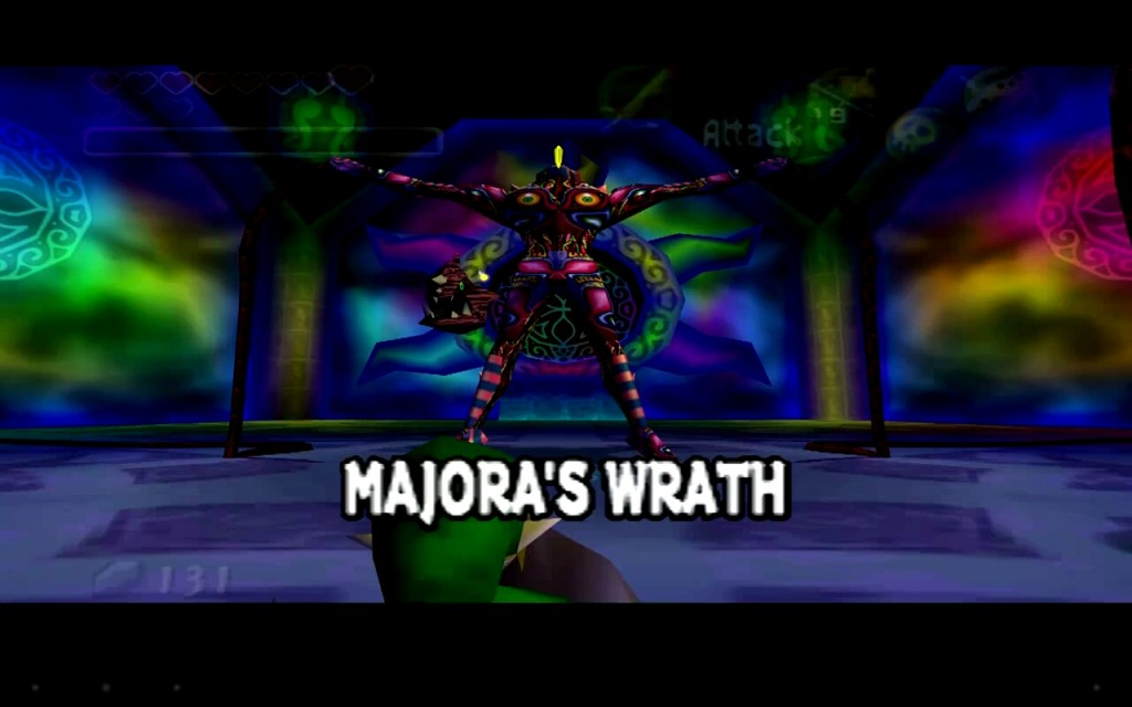 majora incarnated