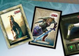 Legend of Zelda Trading Cards Coming in 2016