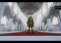 See What the Temple of Time Would Look Like in Unreal Engine 4