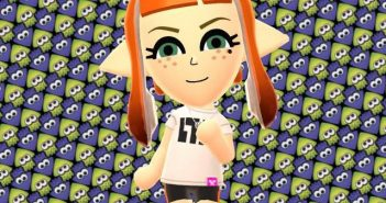 Splatoon Gear in Miitomo